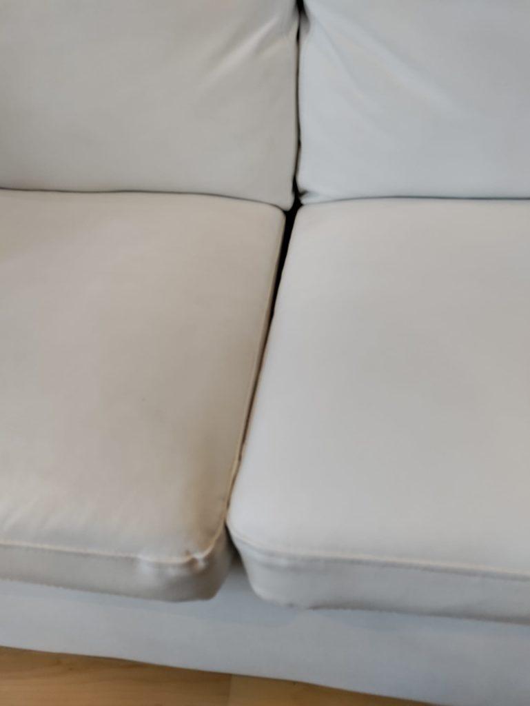 nahkasohvan pesu siivoussaippualla