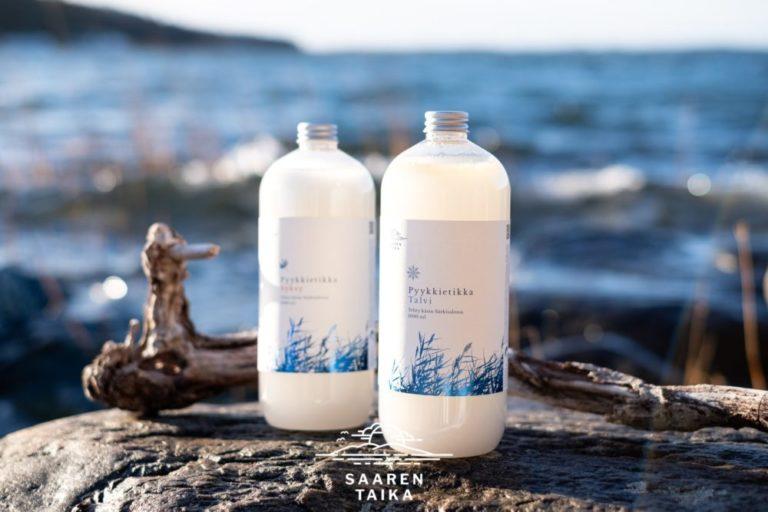 pyykkietikka Saaren Taika ekologinen biohajoava
