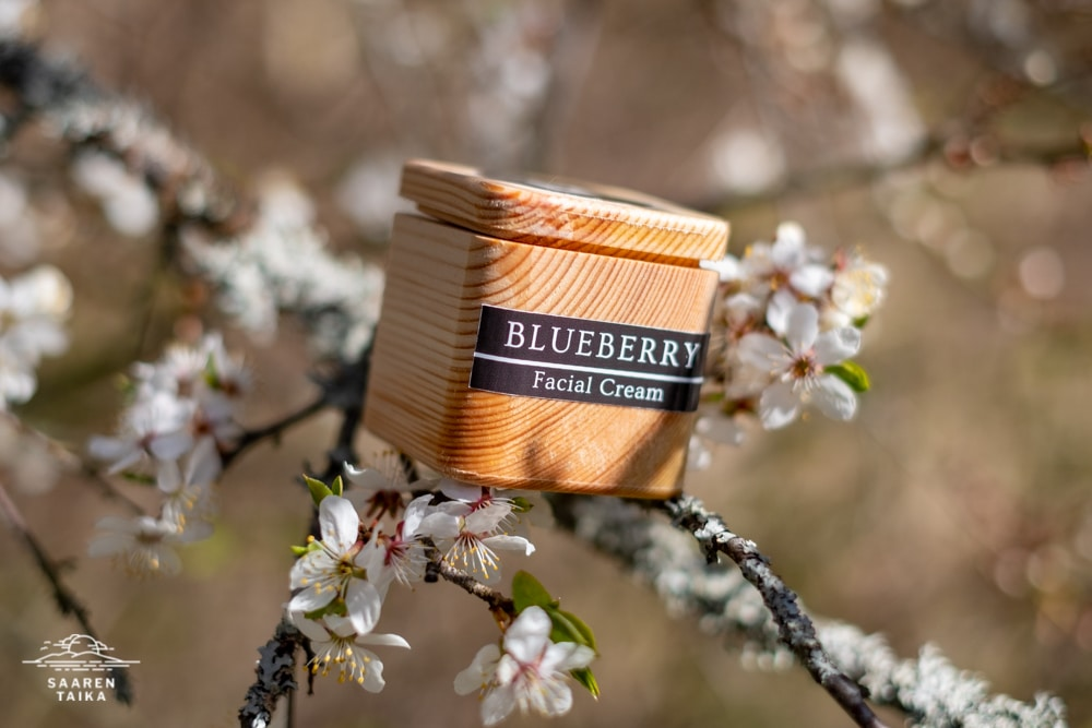 Mustikkavoide retinoli a vitamiini saaren taika chosen by johanna blueberry cream