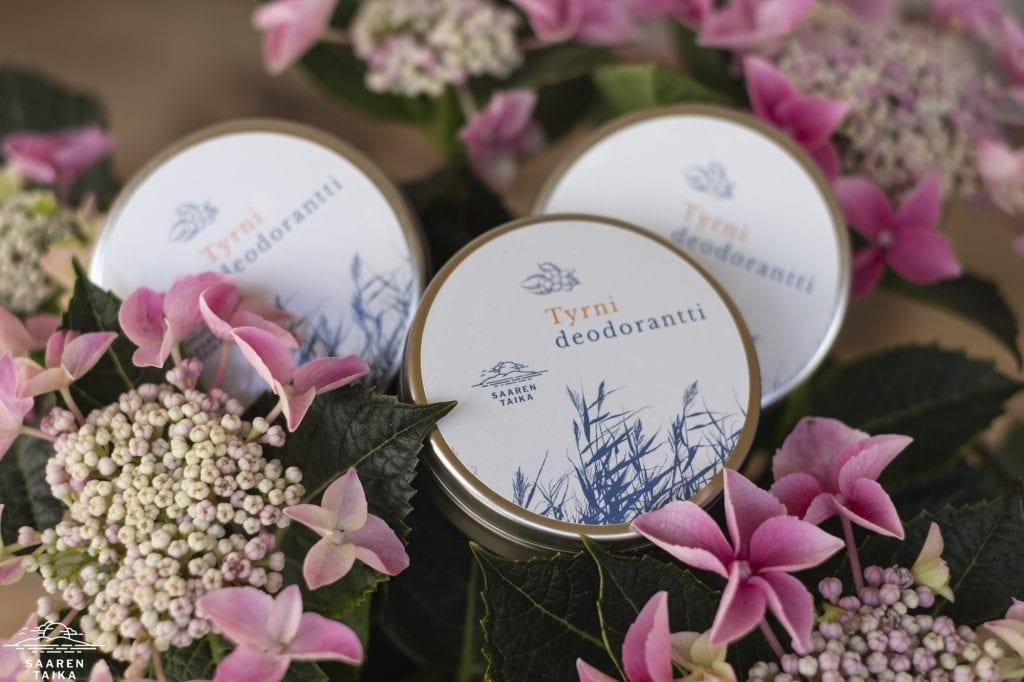 Saaren Taika alumiiniton deodorantti tyrni (1 of 3)