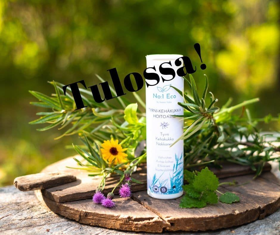 No1 Eco hoitoaine luonnonkosmetiikka