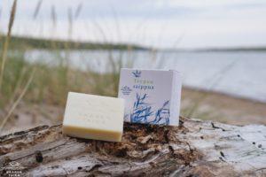 Saaren Taika teepuusaippua tea tree soap Veera suolasaippua salt soap (3 of 33)