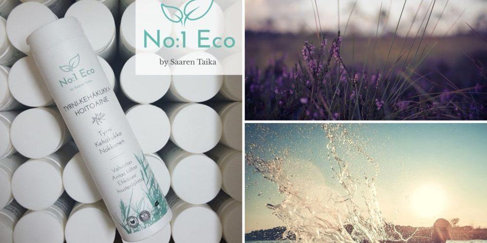 No_1 Eco by Saaren Taika