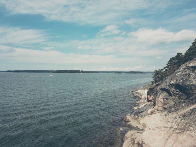 Saaren Taika saaristo luonto Särkisalo