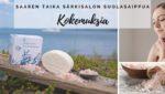 Saaren Taika Särkisalon suolasaippua kokemuksia