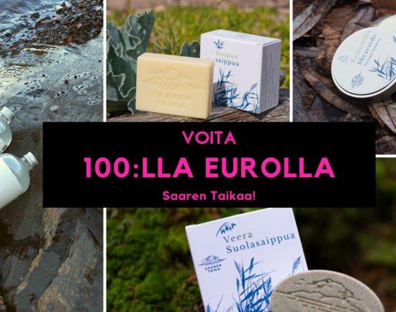 Voita 100_lla eurolla saaren taikaa