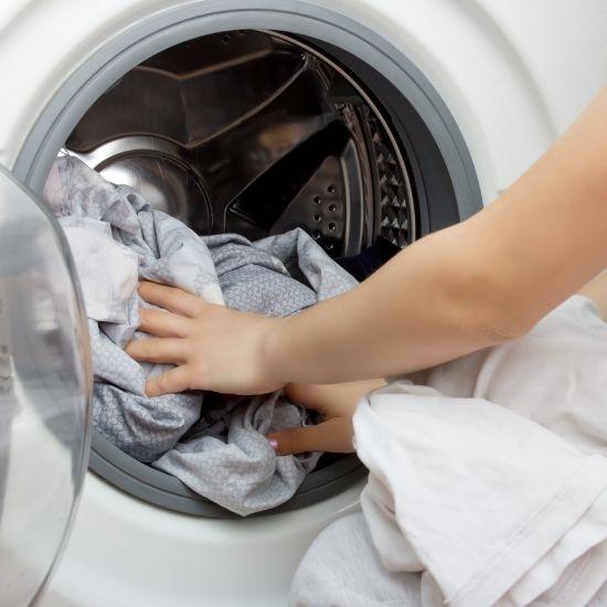 pesukone alhainen länpötila hamam pyyhkeille ja kestovanulapuilla