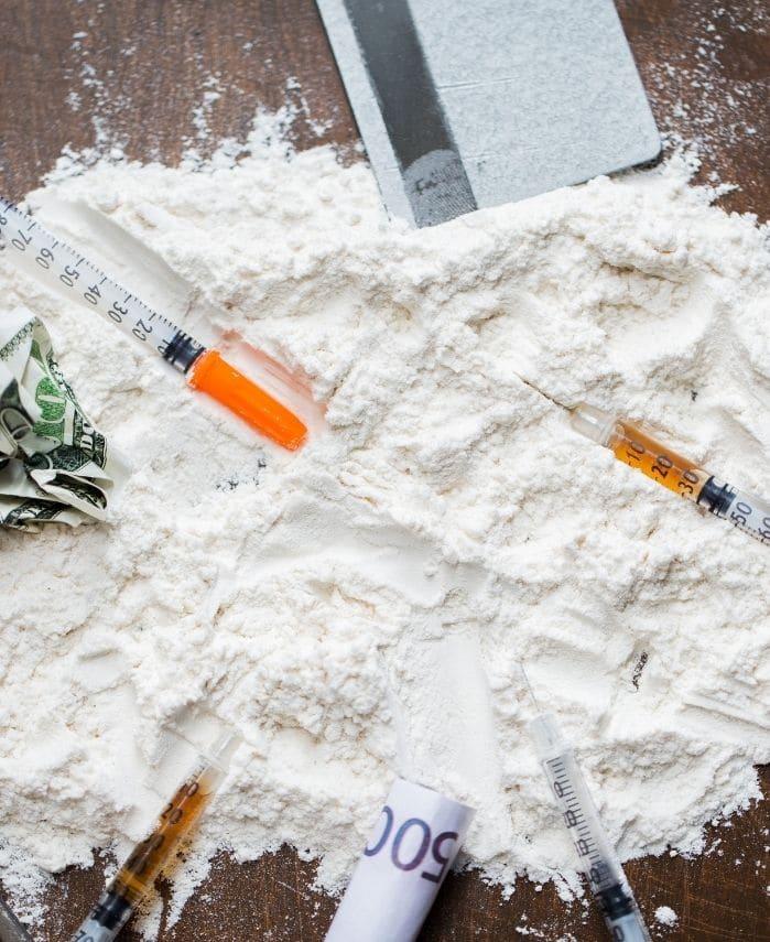 huumeenkäyttäjä