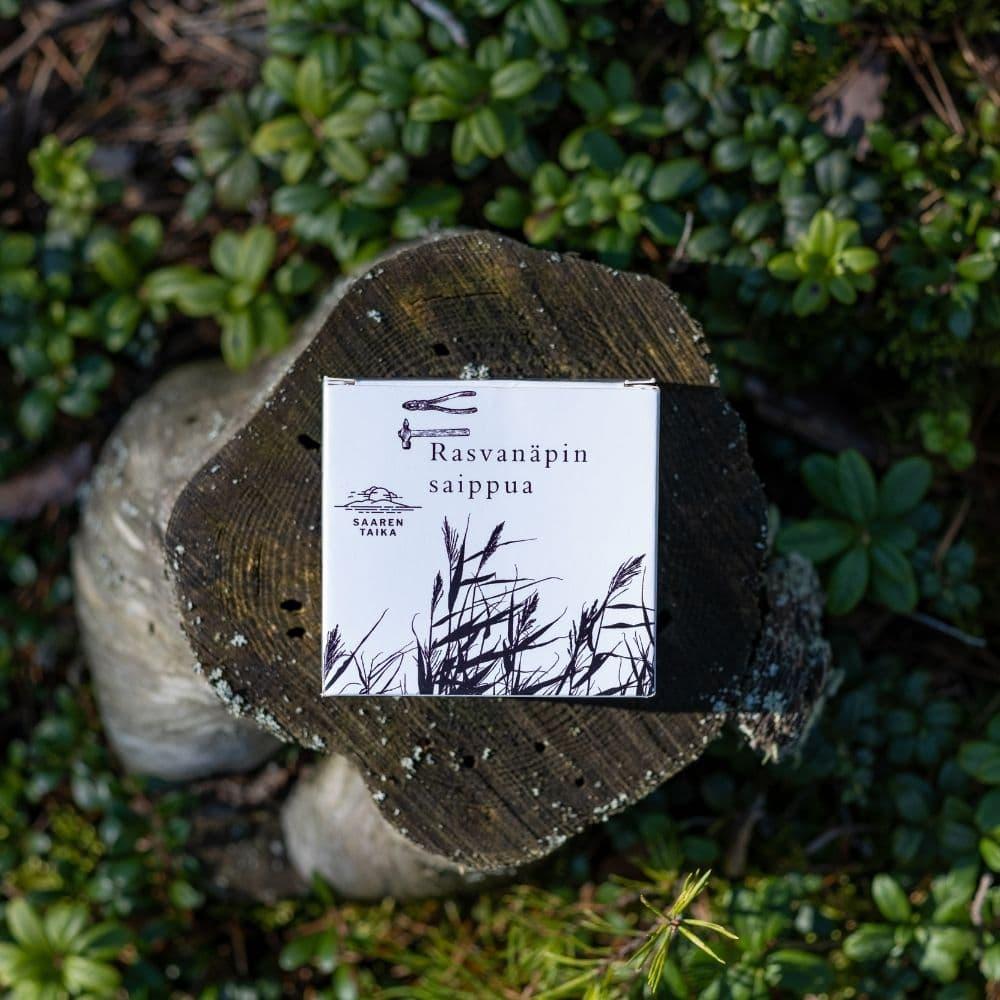 puutarhurin multasormen rasvanäpin saippua autonkorjaajalle saaren taika